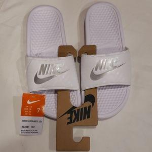 Nike benassi JDI slides Woman's